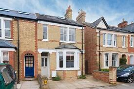 4 bedroom house in Stratfield Road, Summertown,