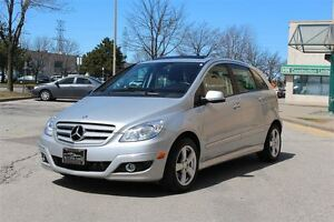 2011 Mercedes-Benz B-Class B200 / 200 / SUNROOF /CERTIFIED