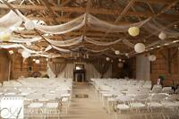Wedding Barn- Blueberry Hill Farms