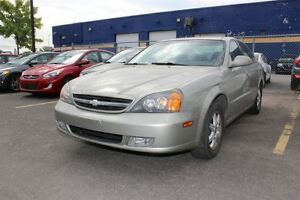 2004 Chevrolet Epica LS AUTOMATIC Very Low Mileage!!!
