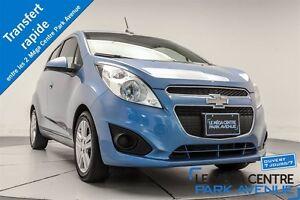 2015 Chevrolet Spark 1LT * PROMO PNEUS D'HIVER * A/C, CRUISE, BL