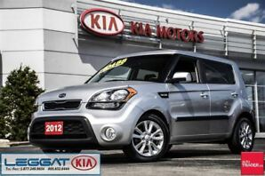 2012 Kia Soul 2U ECO GREAT ON GAS! BLOW OUT PRICE.