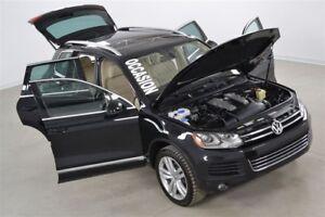 2014 Volkswagen Touareg TDI Sportline GPS*Cuir*Mags 20 Pouces*Ca