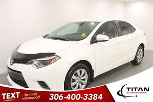 2015 Toyota Corolla LE|Auto|Back-up Cam|Htd. Mirrors|PST Paid
