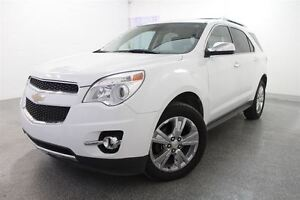 2012 Chevrolet Equinox LTZ AWD *GPS + CUIR + MAGS + TOIT OUVRANT