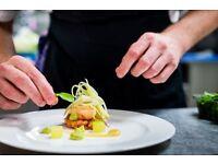 Chef De Partie - Circa £28,000 (inclusive of £23.5k Basic + £4.5K estimated Service charge PA)