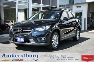 2016 Mazda Cx-5 Touring AWD NAVIGATION, SUNROOF, HEATED SEATS
