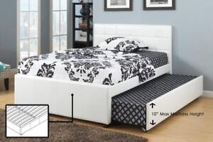 PULL OUT BED - BUY KING, QUEEN AND DOUBLE SIZED PLATFORM BEDS (IF104)