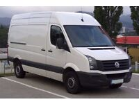 man and van removal service, Same day courier Long distance Short distance 24/7 Service