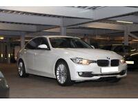 BMW 320d F30, Luxury, Professional Media, Leather, 68k mileage, FSH, MOT Dec-18, 2 Owners, Cheap car