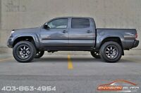 2012 Toyota Tacoma TRD Sport - Lifted - 20in Fuel Wheels