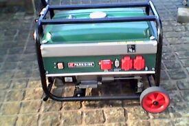 4 Stroke Generator Parkside 2800