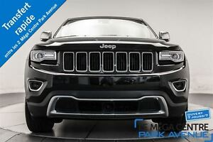 2015 Jeep Grand Cherokee Limited * NAVIGATION, TOIT PANORAMIQUE,