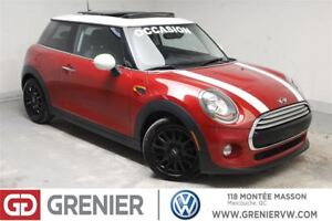 2014 MINI Cooper TOIT+MAGS+CUIR+54, 000KM SEULEMENT