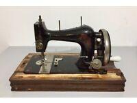 Haid & Nue vintage/ antique sewing nachine