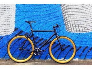 NEW STEEL/aluminum  fixed gear/single speed bicycle bike