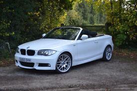 BMW 120 Convertible 2.0 Diesel M Sport