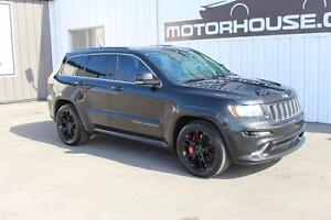 2012 Jeep Grand Cherokee SRT8 SRT8