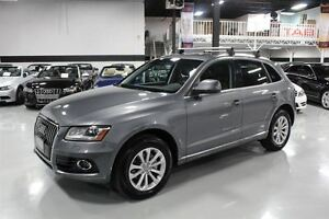 2014 Audi Q5 2.0L TECHNIK | NAV | BACKUP | LEDs