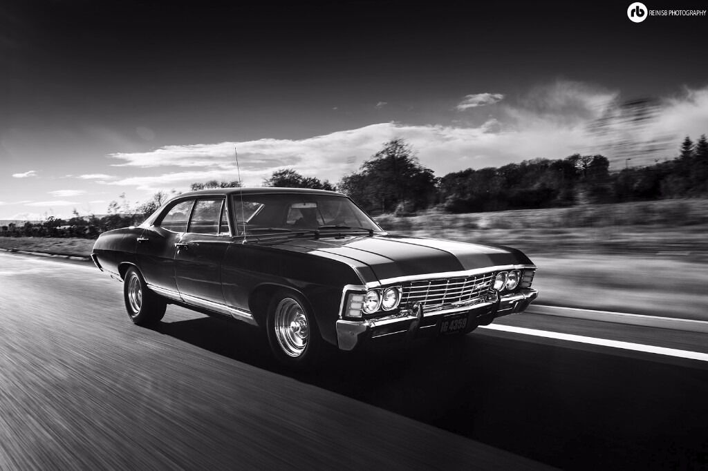 1967 chevy impala supernatural car 4 sale autos post. Black Bedroom Furniture Sets. Home Design Ideas