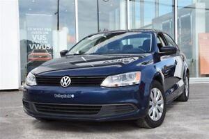 2013 Volkswagen Jetta A/C MANUELLE certifié AUBAINE LIQUIDATION