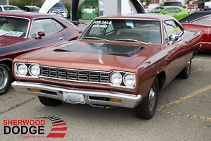 1968 Plymouth Road Runner | NUMBERS MATCHING