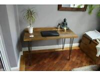 Handmade desk/table