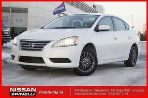 2014 Nissan Sentra S A/C + GROUPE ELECT.