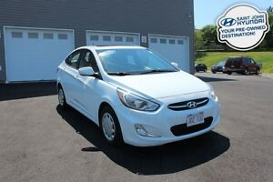 2015 Hyundai Accent SE! HEATED SEATS! SUNROOF! 2 SETS OF TIRES!