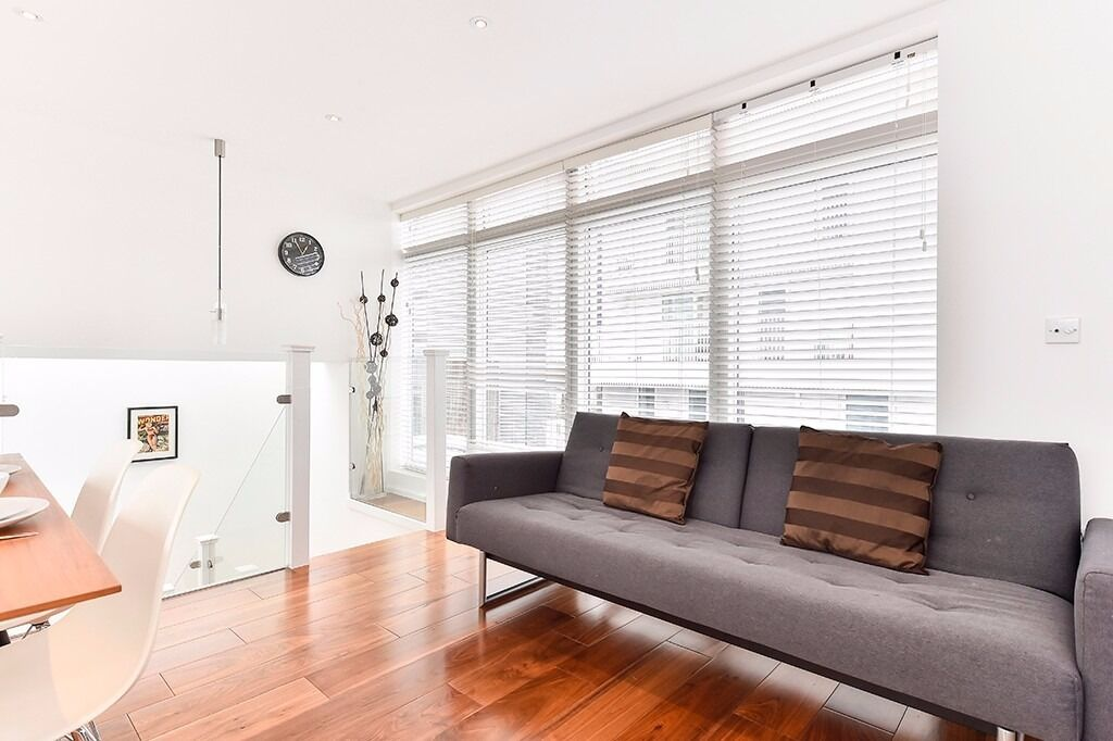 Spacious two bedroom apartment*London Bridge area*Fully furnished*3 months minimum