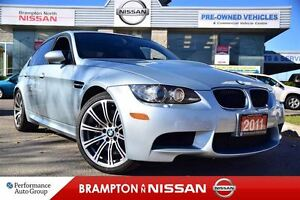 2011 BMW M3 *Navigation, Bluetooth, Heated seats, Leather*