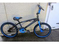 bikes Muddyfox Fracture BMX 20inch wheels