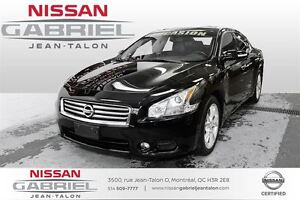 2013 Nissan Maxima SV ONE OWNER/NEVER ACCIDENTED/LEATHER/HEATED