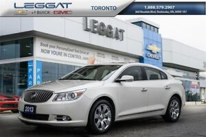 2013 Buick LaCrosse FULLY LOADED! DRIVE IN CLASS!