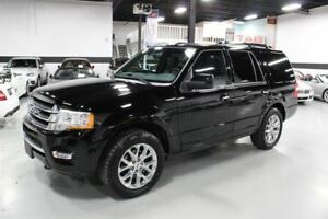2016 Ford Expedition Limited | Ford Warranty | Low KMs