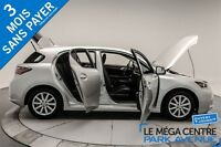 2012 Lexus CT 200h Bancs chauffants, Bluetooth