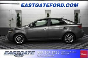 2011 Kia Forte EX Trade-in Certified and E-tested