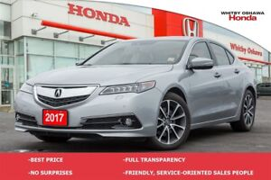 2017 Acura TLX Elite Package