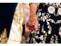 Asian Female Wedding Photographer in Bradford UK videography Islamic Weddings Lady Photographer