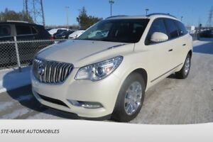 2015 BUICK ENCLAVE AWD Leather TOIT OUVRANT GPS GROUPE REMORQUAG