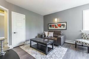 Newly renovated 1 bedroom units Available now!!! 48 Chapel St.