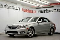 2011 Mercedes-Benz E-Class E550 4MATIC Sport Package Navigation