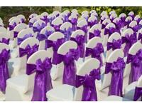 Chair Covers Only £1.00 4 Hire Just Quote SUMMER18