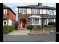 3 bedroom house in Homefield Road, Nottingham, NG8 (3 bed)