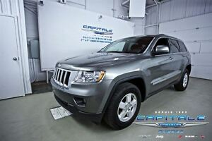 2012 Jeep Grand Cherokee LAREDO X 4X4*CUIR*GROUPE ÉLECTRIQUE*MAG