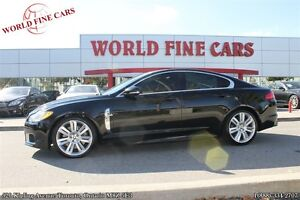 2010 Jaguar XF XFR Supercharged