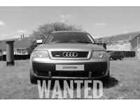 Allroads wanted! Cash paided