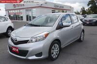 2014 Toyota Yaris LE - Toyota Certified Edge!