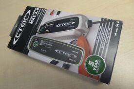 New CTEK MXS 3.8 12V Car Battery Smart Charger & Conditioner