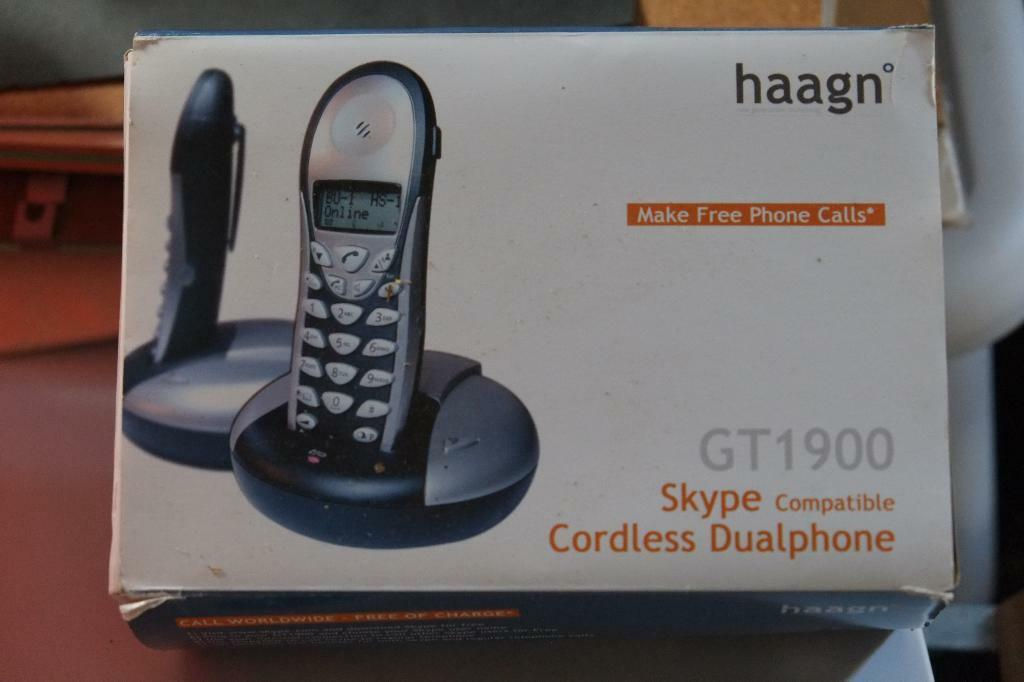 Cordless Dual Phone Cordless Dual Phone